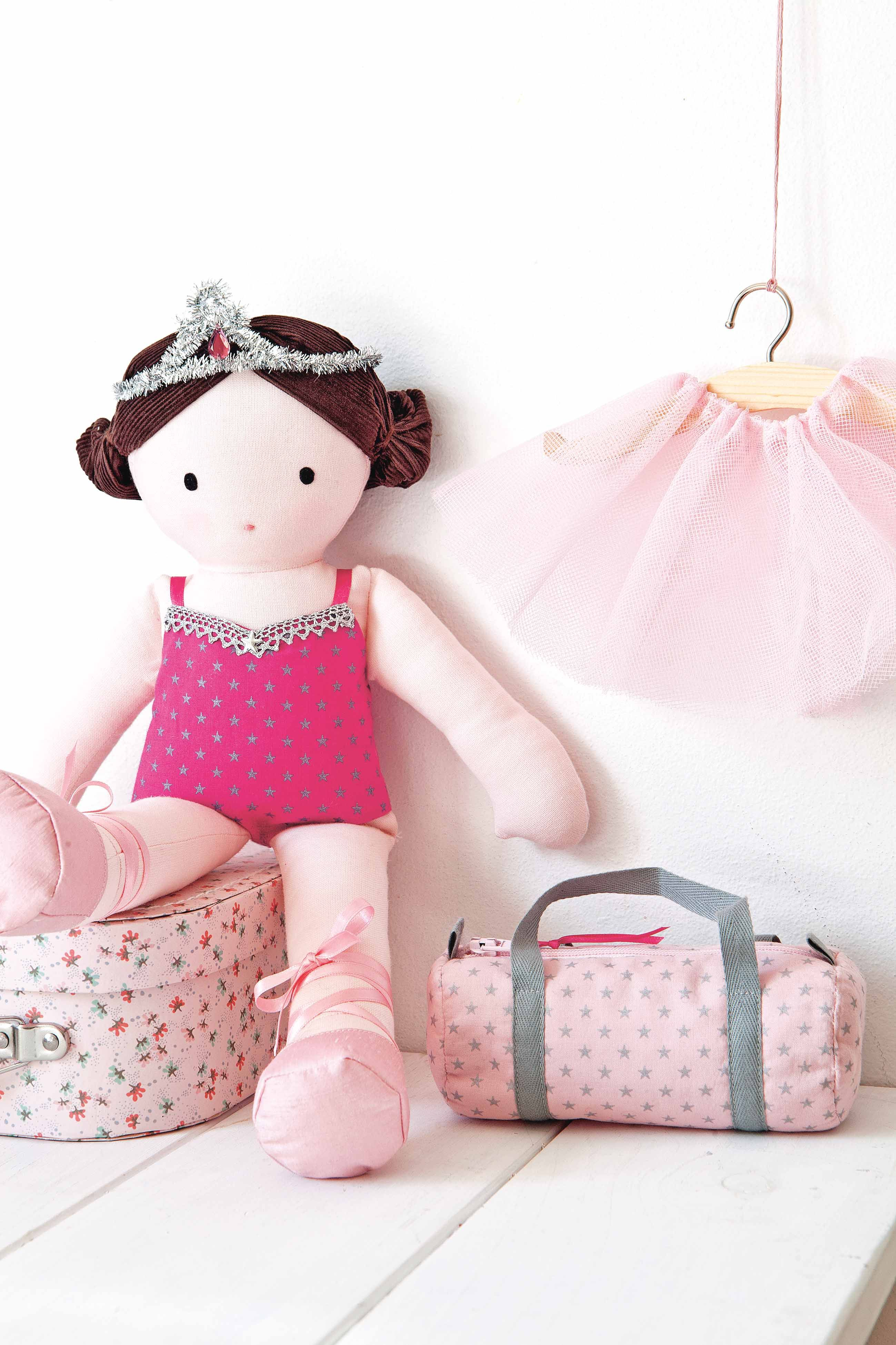Free Rag Doll Hair Patterns | My Rag Doll | Adorable Dolls to Sew ...