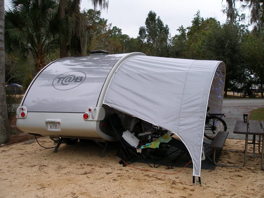 teardrop with Awning by ElementCamper (With images ...