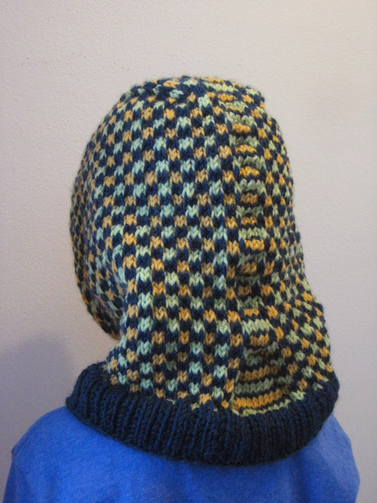 Funky Balaclava Knitting Patterns Mold - Easy Scarf Knitting ...