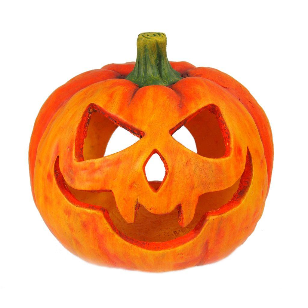 Duza Ceramiczna Dynia Halloween Na Swieczke Pumpkin Carving Holidays And Events Pumpkin