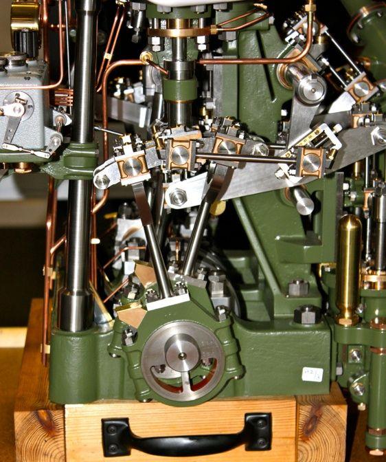 compound marine | Model Steam Engines | Stirling engine, Steam