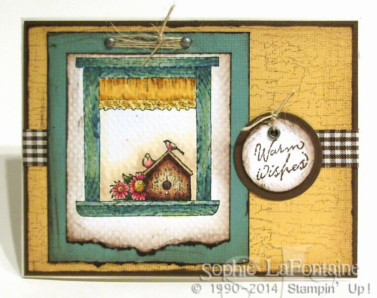 Warm window wishes by SophieLaFontaine - Cards and Paper Crafts at Splitcoaststampers