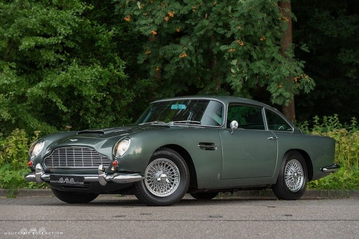 Vintage cars for sale aston martin this