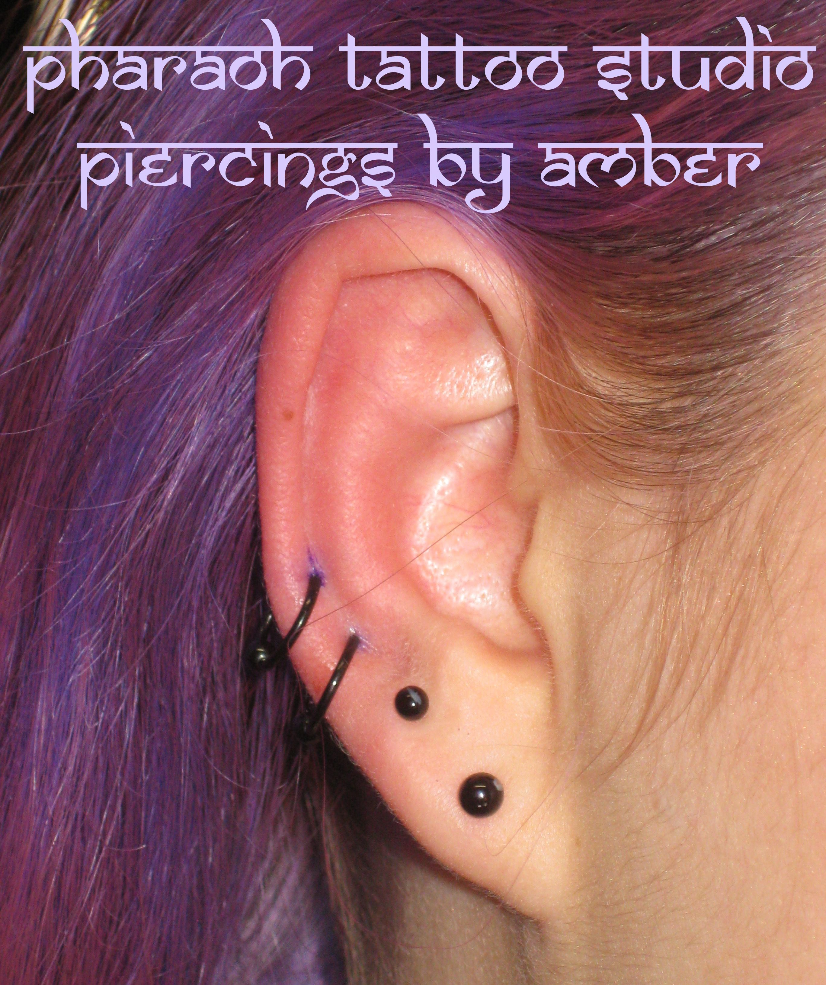 Body piercing near me  Ear piercings I did My almost a decade of industry experience has