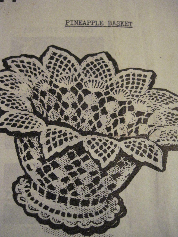 Free Crochet Easter Basket Patterns | Crochet Basket Pattern - Free ...