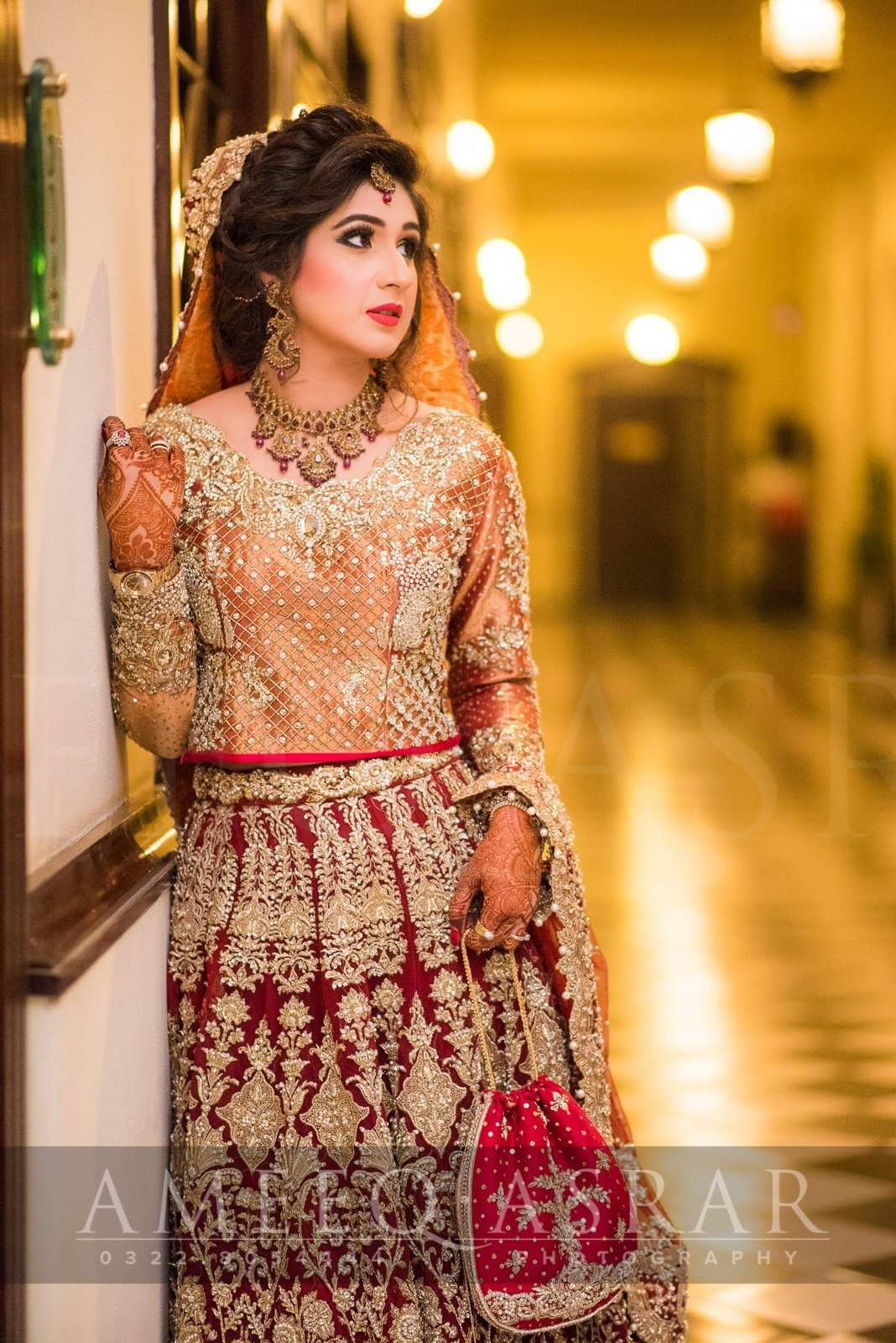 photography by ameeq asrar | wedding photography of barat brides