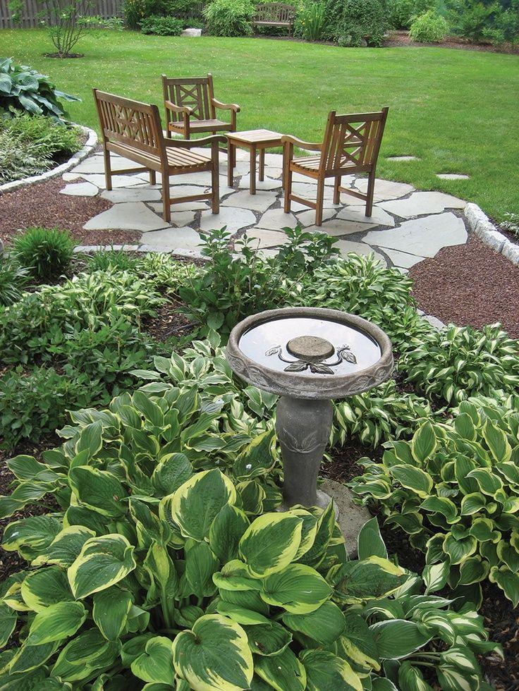 Garden Seating Areas | Garden Seating Area   Built By Gasper | Gasper  Landscapes / Richboro