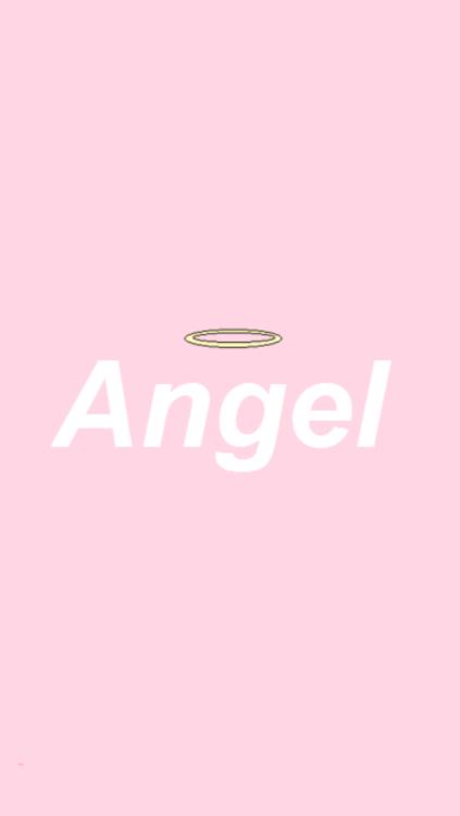 Isabel Pink Xoxo Baby Pink Wallpaper Iphone Angel Wallpaper Pink Wallpaper Iphone