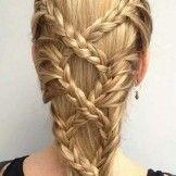 new brands latest women hair style