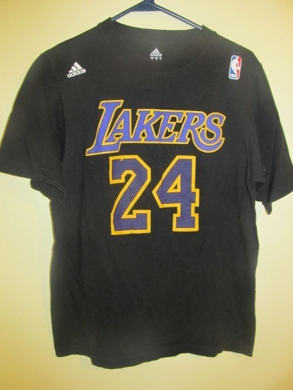 c081c14fb62 Kobe Bryant - Los Angeles Lakers shirt - Adidas Adult Small  adidas   LosAngelesLakers