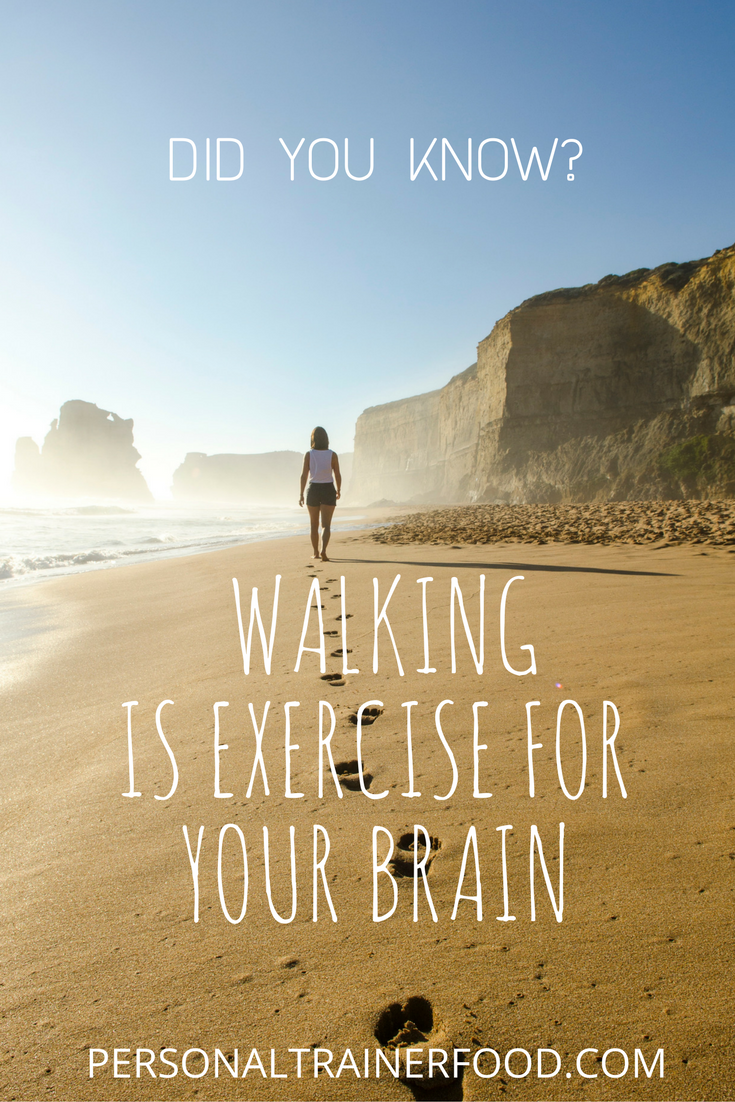 Walking is Exercise for Your Brain | Our Weight Loss Meal Plan Blog