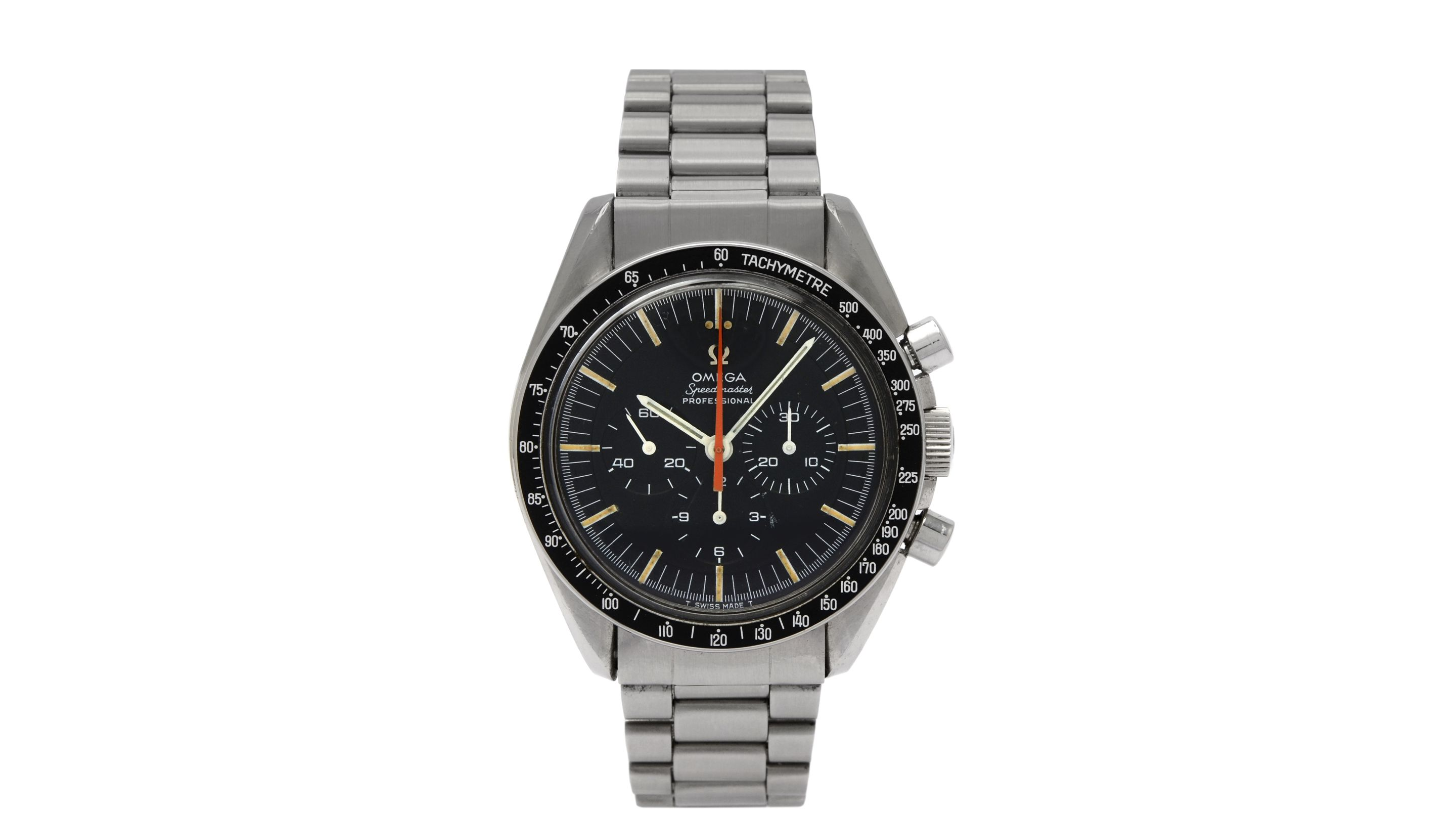 HONDINKEE: Bring a Loupe - A Rare Speedmaster, Two Chronographs With Famous Movements, And A French Diver's Watch
