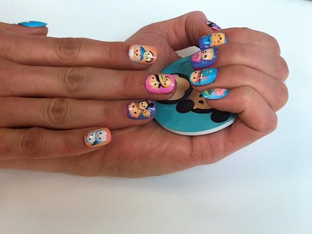 60 Unique And Easy Weekend Nail Art Ideas To Have