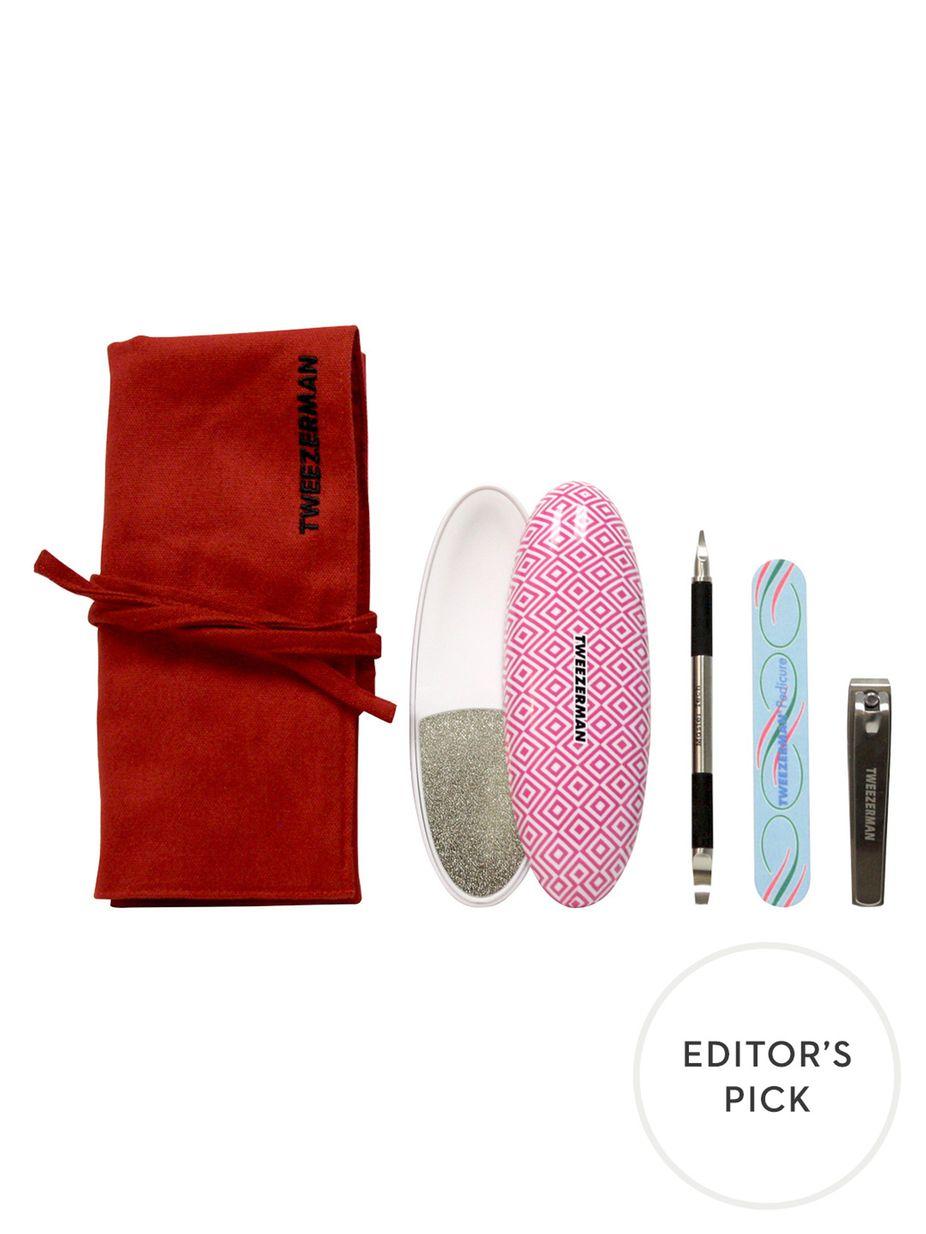 Tweezerman Deluxe Pedicure Kit, Tweezerman, Deluxe,