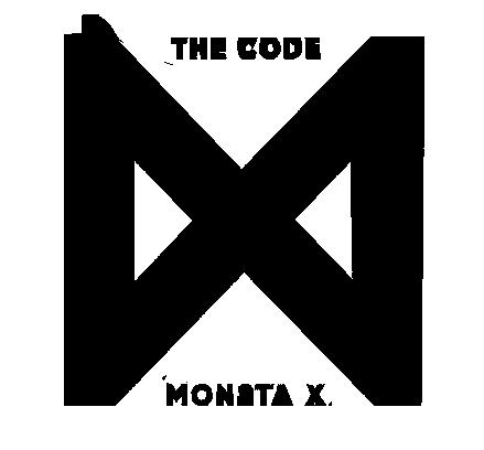 Logo Monsta X The Code By Hallyumi Monsta X Coding Kpop Logos