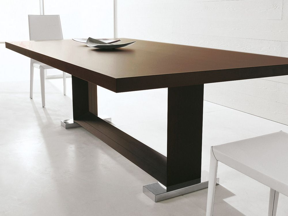 Rectangular Crystal Table Monaco Table Cattelan Italia Dining Table Reclaimed Wood Dining Table Furniture