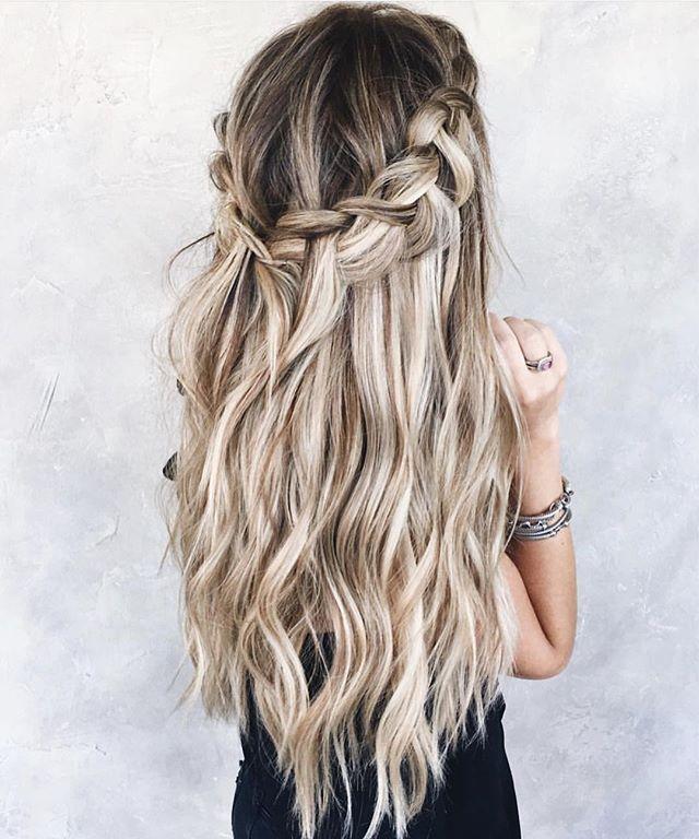 Wedding hairstyles ,half up half down hairstyle ,bridal updo ,bridal hair ,braid ,braided updo ,boho hairstyle