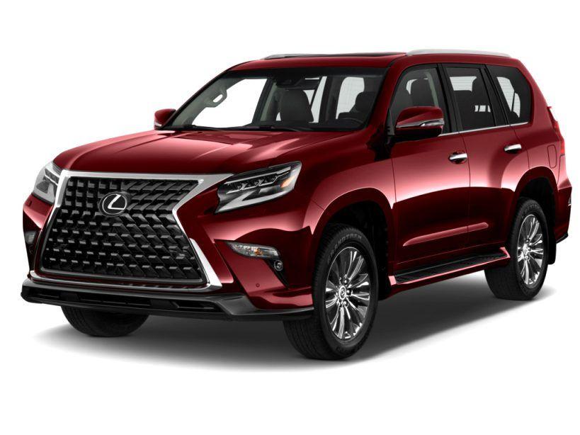 38+ Lexus 2021 gx 460 Download