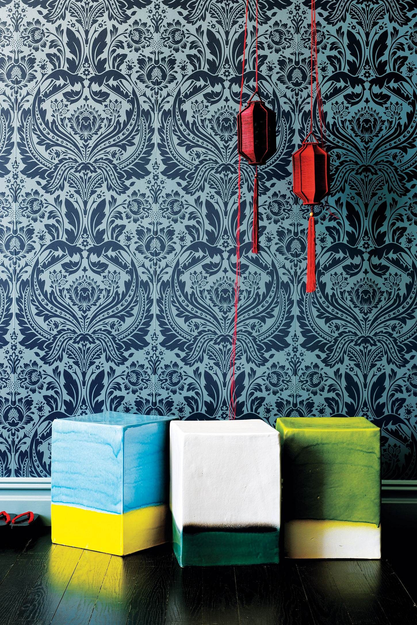 Cool Wallpaper Rooms Others Ceramic Stool