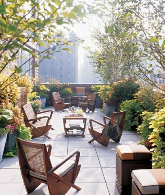 54 bilder mit bepflanzung f r dachterrasse dachterrassen for Dachterrassen gestaltungsideen
