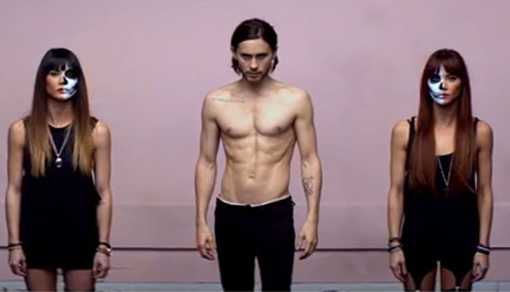 30 Seconds To Mars ~ Up In The Air