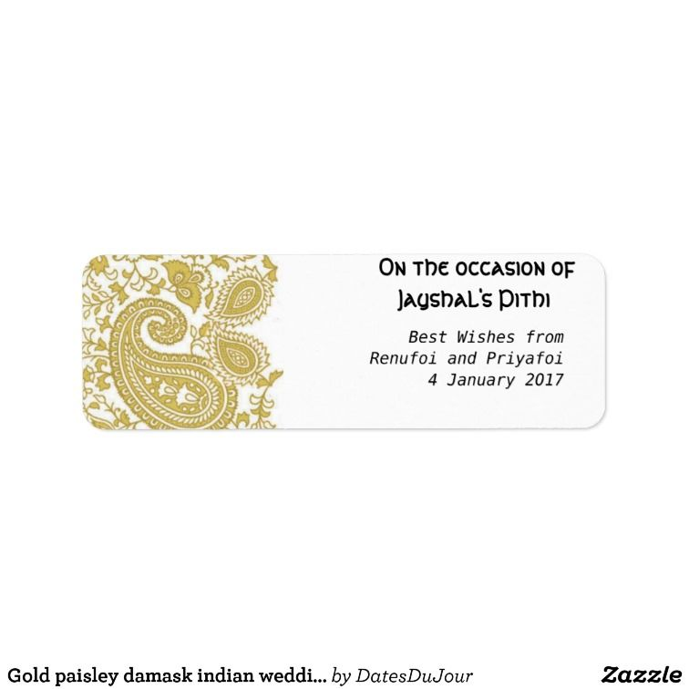 personalized labels Address Labels return address labels damask custom address labels mailing labels wedding address labels