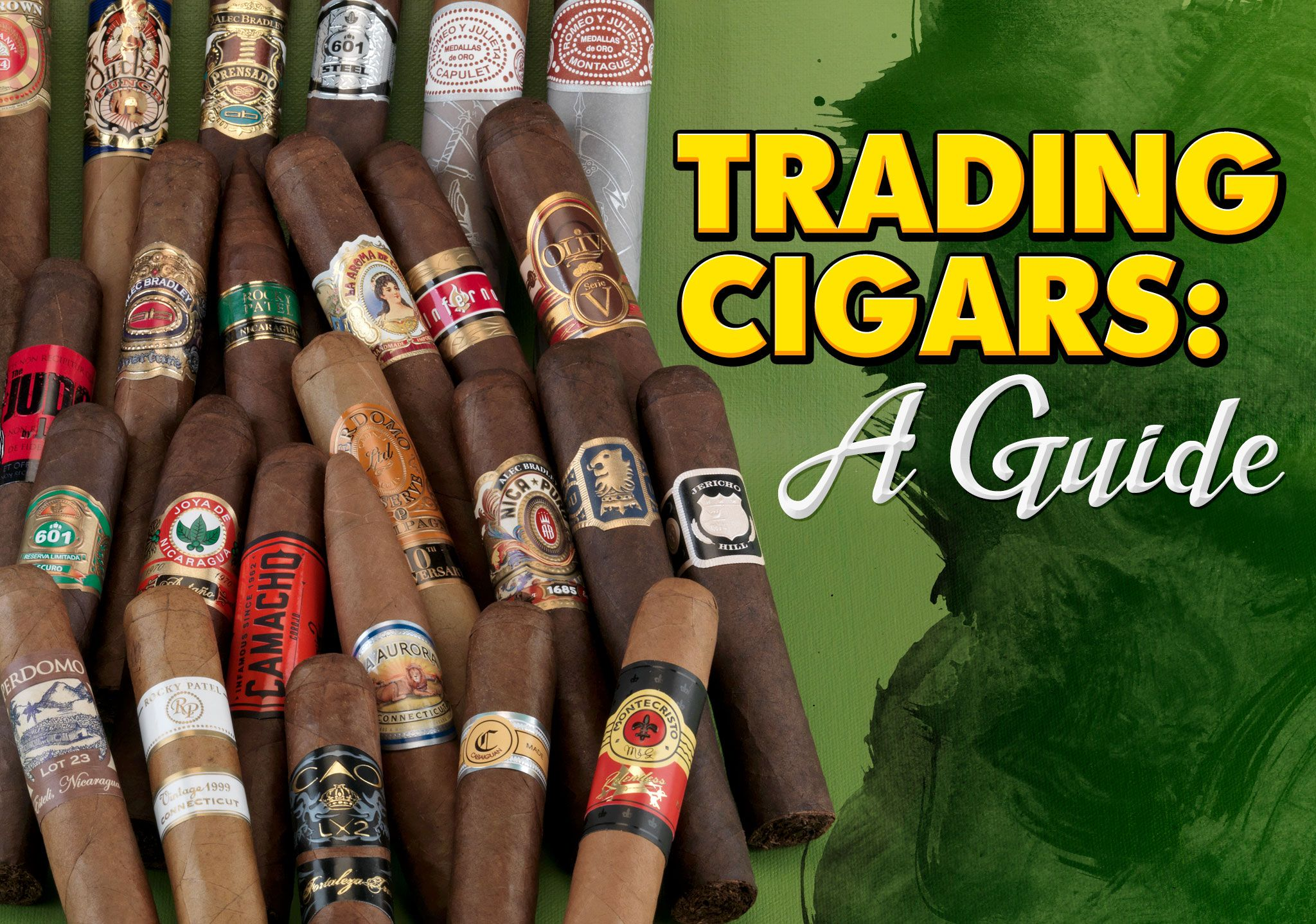 Some things to consider when trading cigars... If you enjoy cigars, odds are you have a friend or group of friends you enjoy smoking with. One thing I've come to love about the cigar-smoking community is their eagerness to share,…