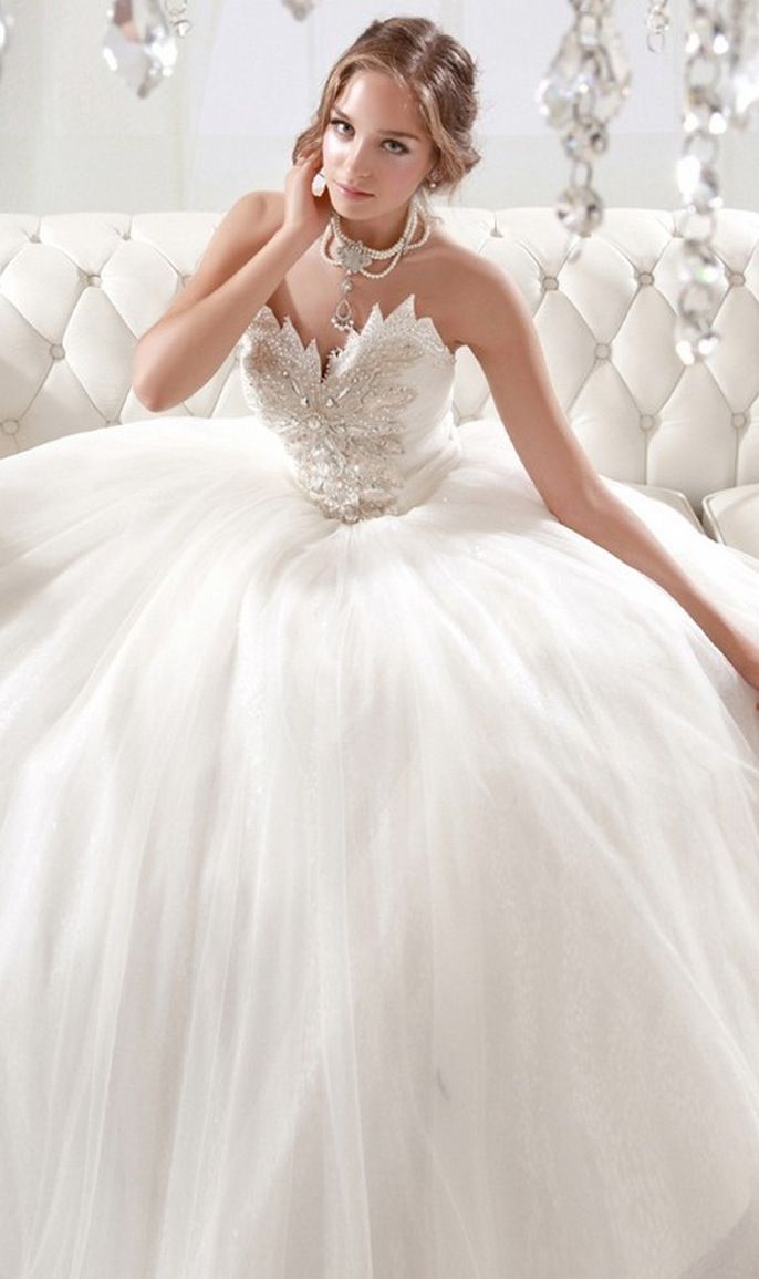 Cinderella Ball Gown Wedding Dresses Swan Feather Dress Destination Colombia