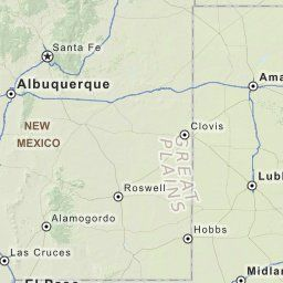 Driving Directions From Colorado Springs Colorado To Pismo Beach - Mapquest california