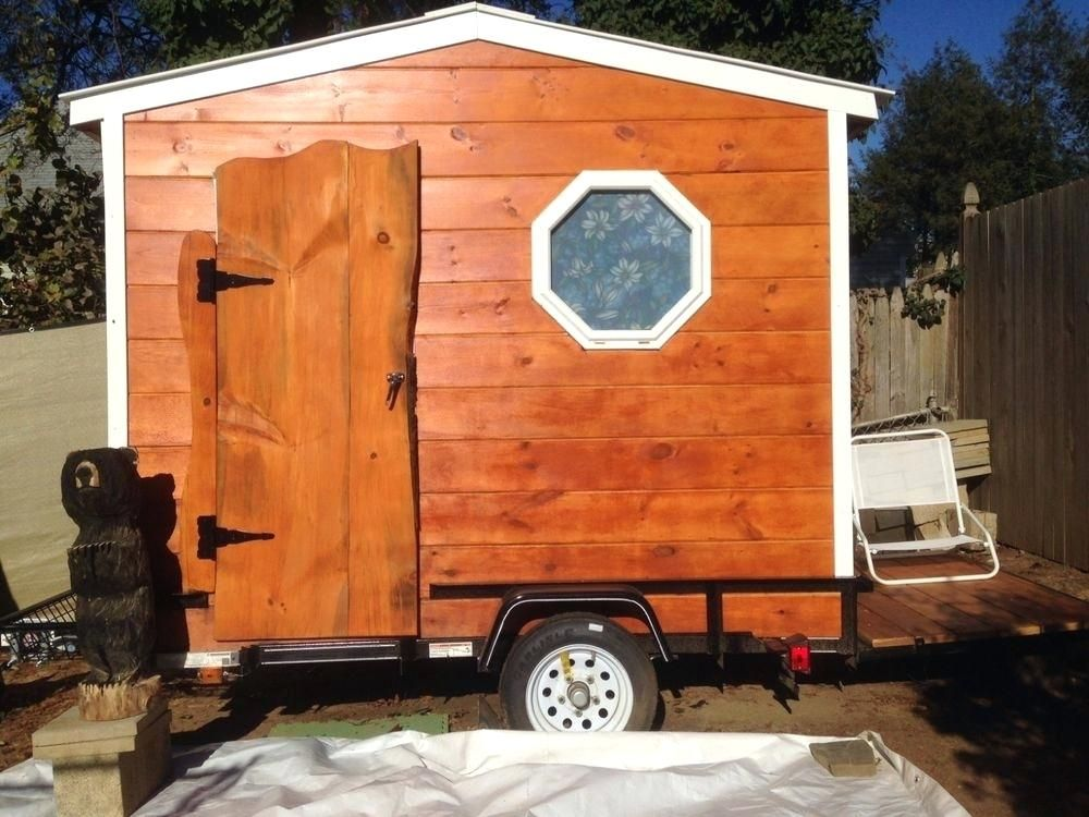 The Best Tiny House Camper Trailer Ideas Trailer House