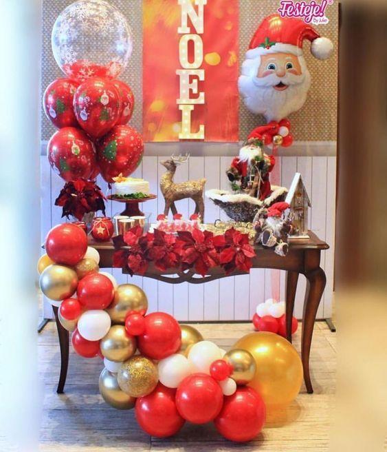 Como Organizar Una Posada Navidena Guia Para Su Festejo Christmas Balloon Decorations Christmas Hanging Decorations Christmas Balloons