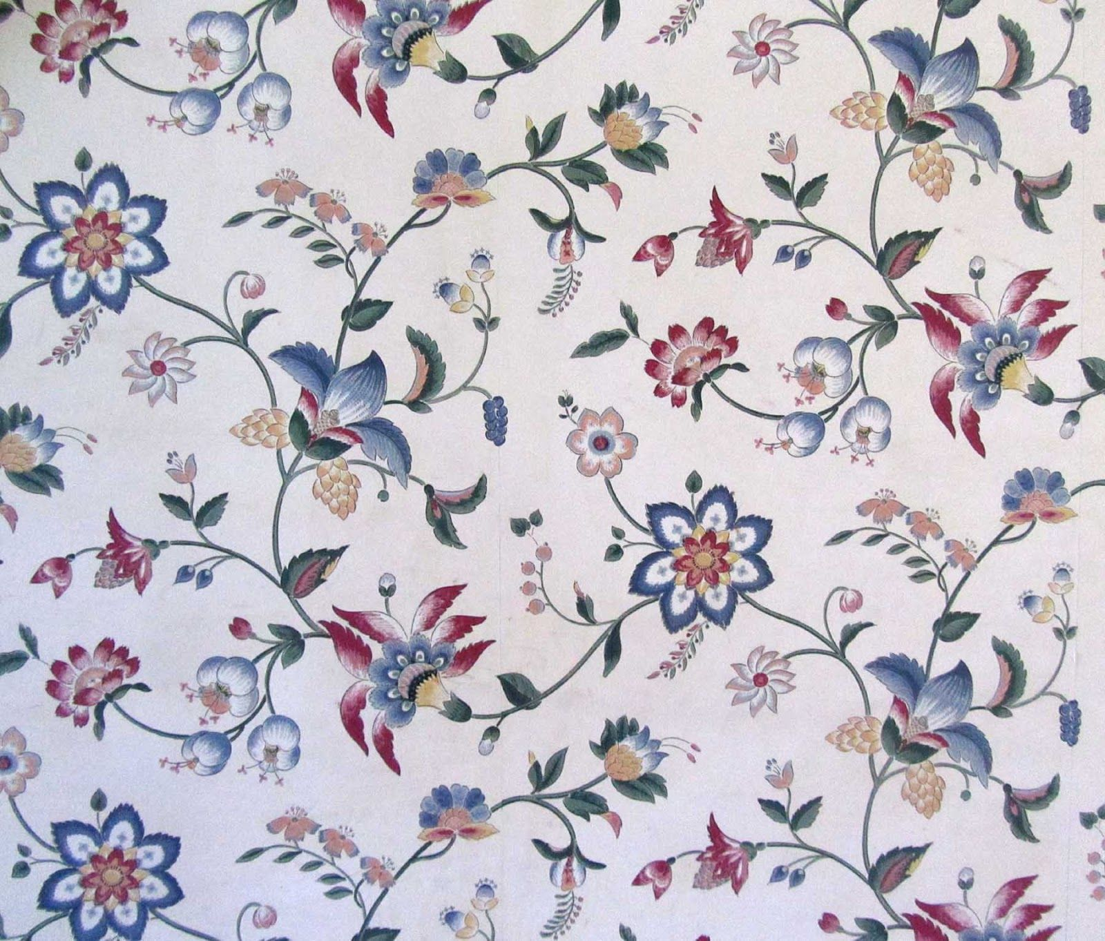Vintage Flower Background | from house to home: