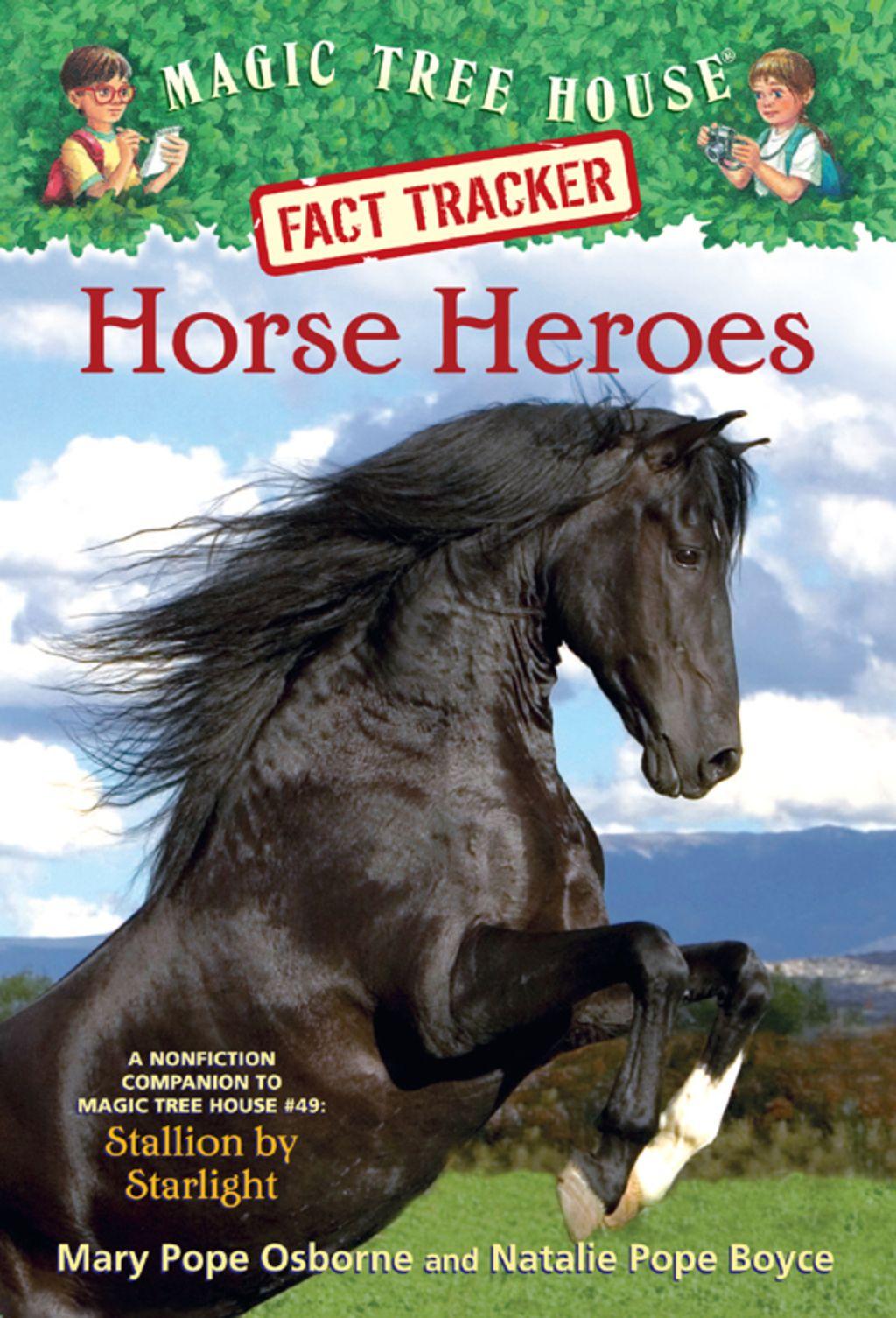 Horse Heroes Ebook