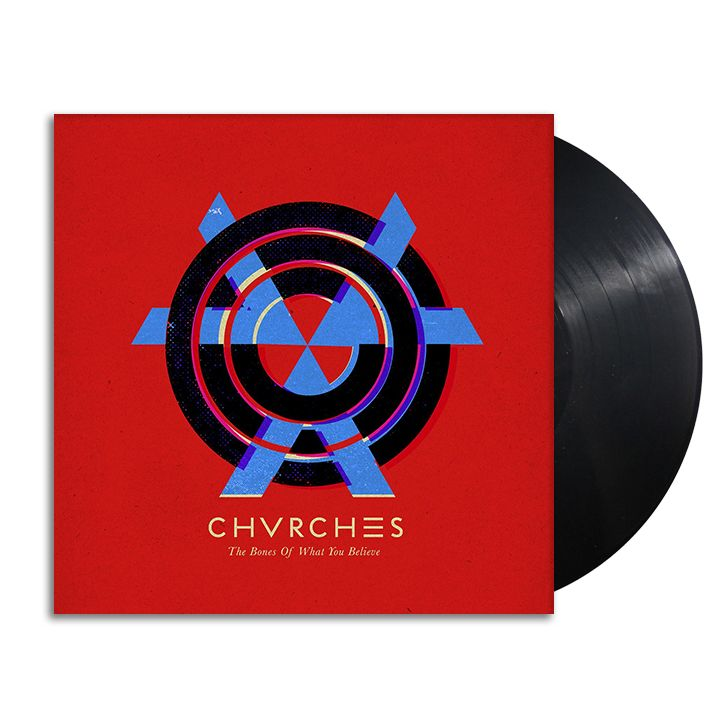 Lazy Labrador Records - Chvrches · The Bones Of What You Believe · LP · Black, $21.99 (http://lazylabradorrecords.com/chvrches-the-bones-of-what-you-believe-lp-black/)
