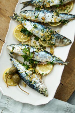 Pan Fried Sardines Asian Seafood Recipe Sardine Recipes Food Recipes