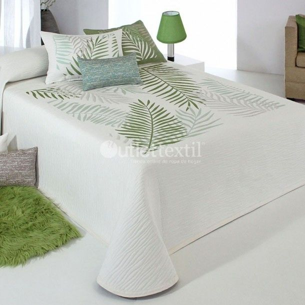Colcha Reversible LIBOR Reig Martí | Bed sheet painting