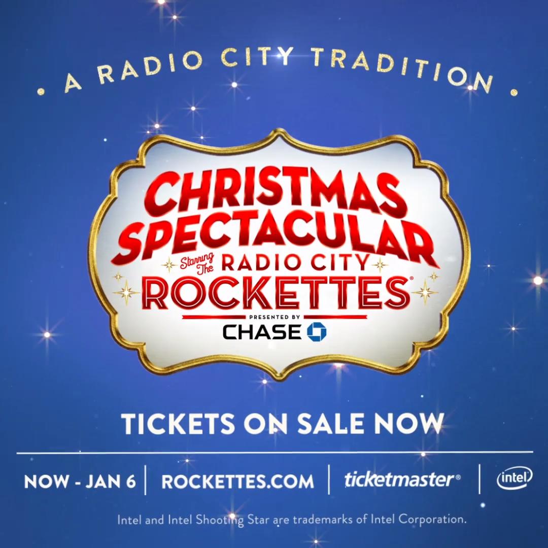 Nyc Rockettes Christmas 2019 Christmas Spectacular Tickets | Christmas Spectacular   Rockettes