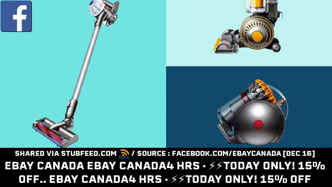 Ebay Canada Ebay Canada4 Hrs Today Onl Publication From Facebook