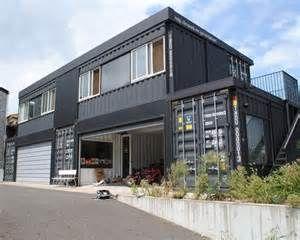 Shipping Container Garage Und Gartenhaus Ideen Bilder