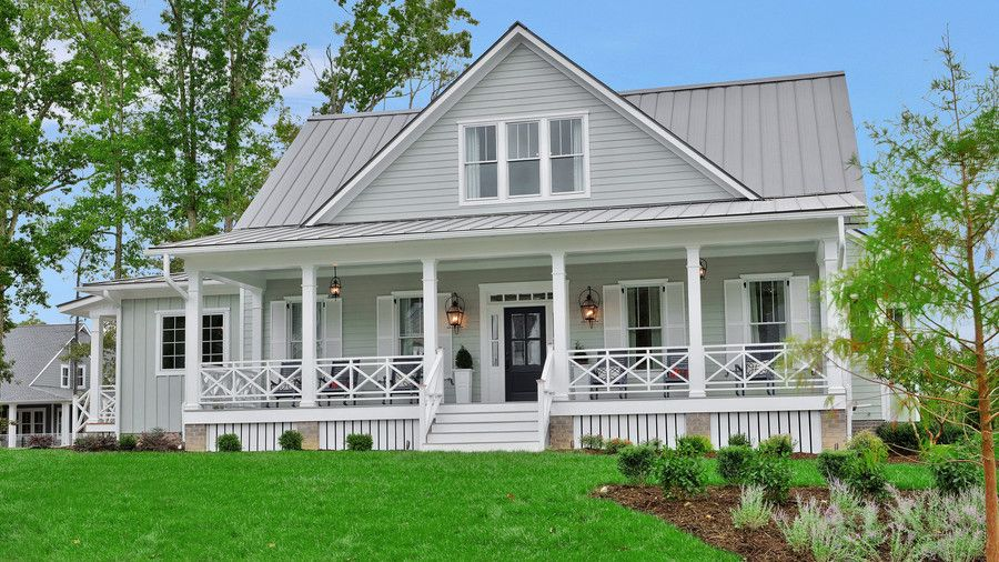 See Some Of Our Favorite Southern Living House Plans On Hallsley S Street Of Hope Southern Living House Plans House Plans Country Living House Plans