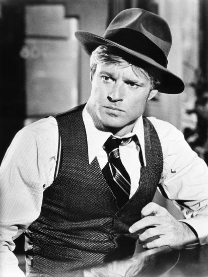 'The Sting, Robert Redford, 1973' Photo - | AllPosters.com