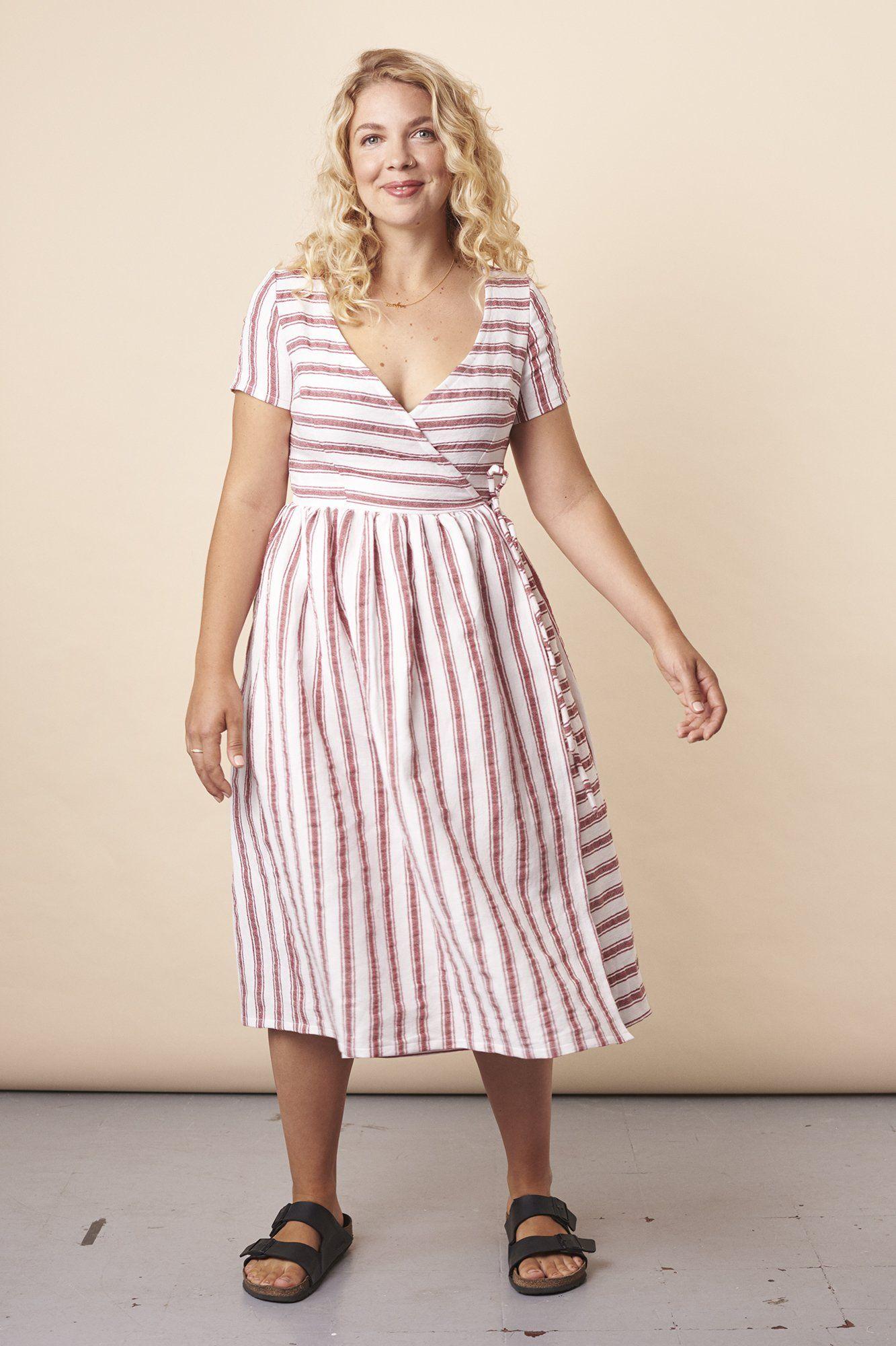 Hannah Dress Sewing Pattern