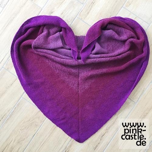 """Photo of Heather Handtuch """"Purple break"""" oder einfach etwas zum Kuscheln •"""