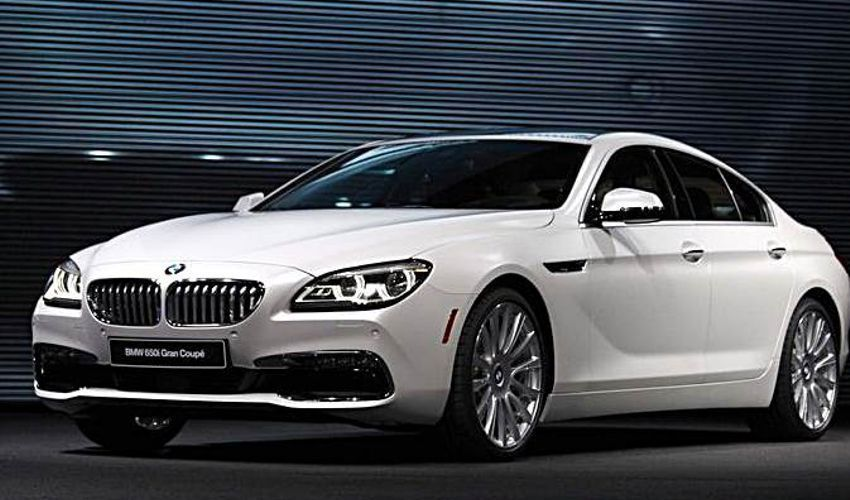 2018 Bmw 6 Series Gran Coupe Release Date Price And Redesign