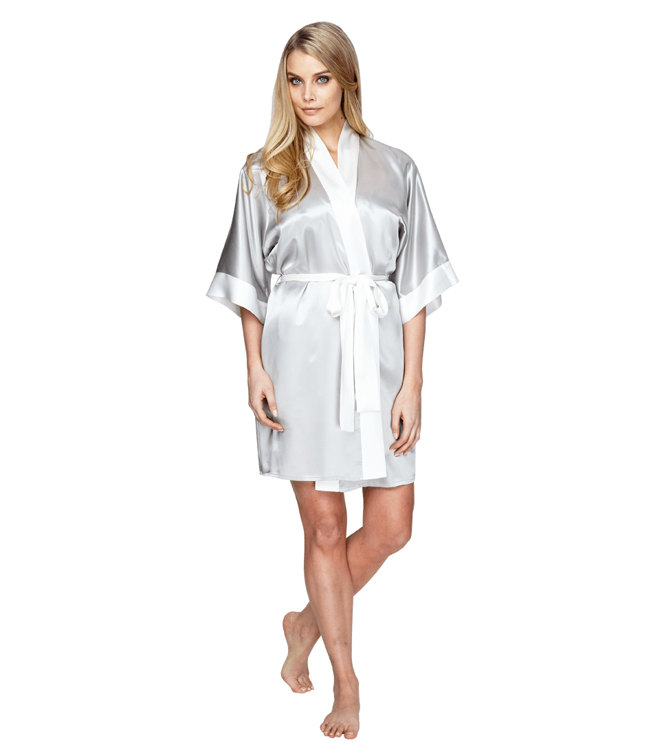 Garbo Short Robe | Christine Lingerie