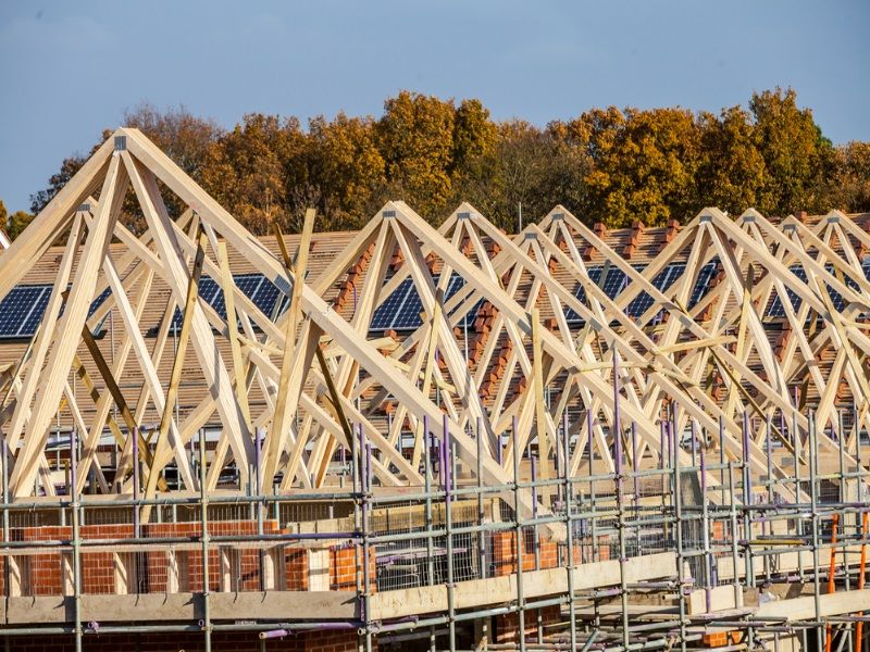 Timber Trusses For A Great Roof Construction: Features And Benefits