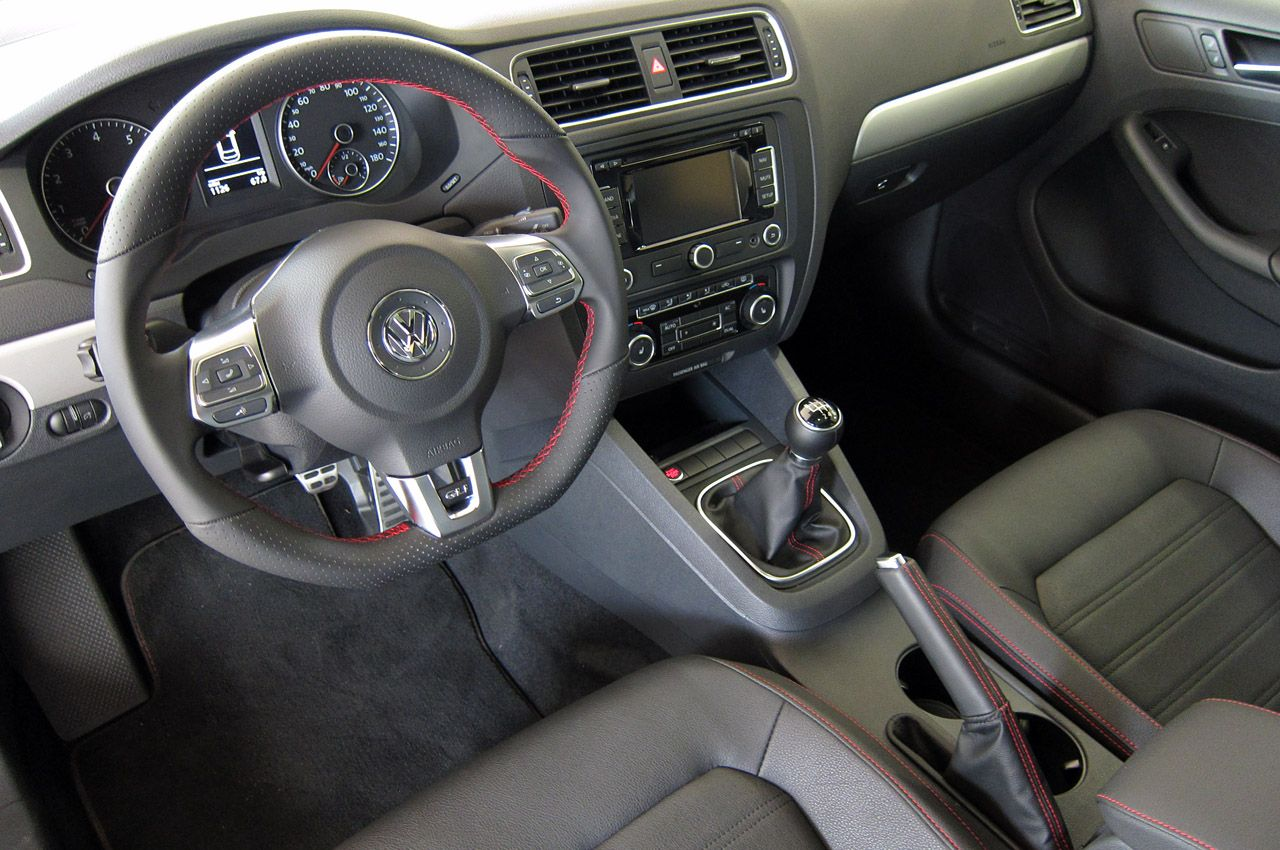 Jetta 2012 interior