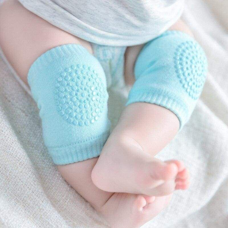 Newborn baby knee socks for crawling kneecaps Baby girl boy Crawling Anti-Slip K
