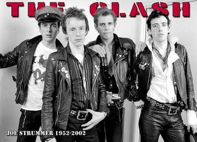 The CLASH Was A Popular Punk Rock Band In 70s Rick Became
