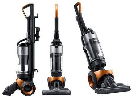 Streamlining Vacuum Cleaners